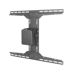 View a larger image of the Peerless PLCM-2-UNL Universal Ceiling Mount Lower Assembly for Mid to XL Screens.