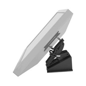 View a larger image of the Audio Visual Furniture PLM1022 Small Adjustable Monitor Mount.