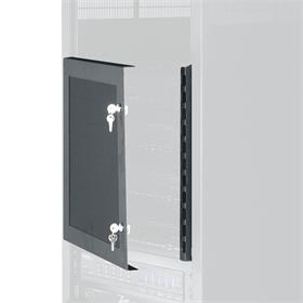 View a larger image of Middle Atlantic Security Door (12 RU, Plexi) PSDR-12 here.