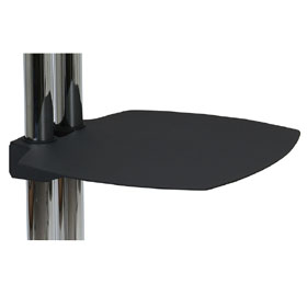 View a larger image of the PSD-SHB Metal Add-On Component Shelf for PSD Floor Stands or Carts.