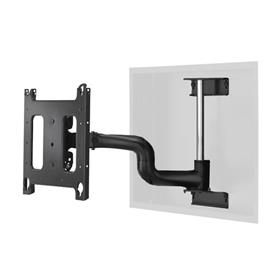 View a larger image of the Chief PWRIW2000B Dedicated Large Swing Arm In-Wall Mount (22