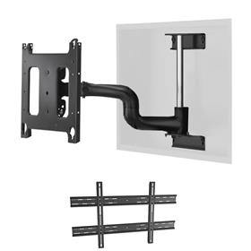 View a larger image of the Chief PWRIWUB Universal Large Swing Arm In-Wall Mount (22