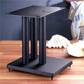 View a larger image of the VTI RFC Cast Iron Center Channel Speaker Stand (13 inch Black).
