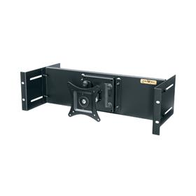 View a larger image of the Middle Atlantic LCD Rackmount (3 RU, Pivot Tilt) RM-LCD-PNLK here.