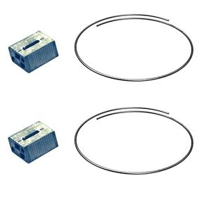View a larger image of the Chief SEC2 Projector Mount Security Cable Kit.