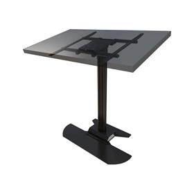 View a larger image of the Crimson SK65 Kiosk Floor Stand for Large Screens.