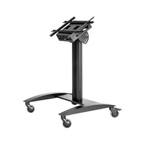View a larger image of the Peerless SR575K SmartMount Kiosk Cart for Mid to Large Screens.