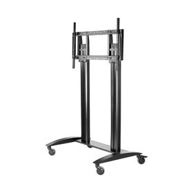 View a larger image of the Peerless SR598 SmartMount Cart for Large to XL Screens.