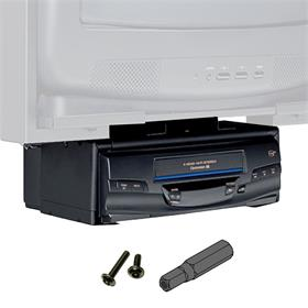 View a larger image of the Peerless Security VCR DVD Attachment SVPM.