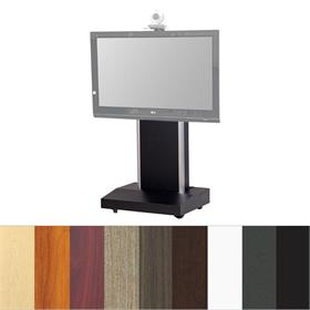 View a larger image of the Audio Visual Furniture TP1000-S Large Telepresence Cart.