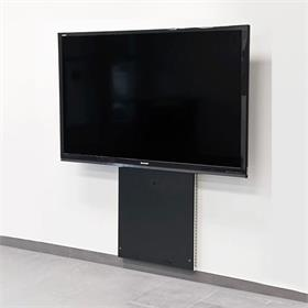 View a larger image of the Audio Visual Furniture TP200-WM Wall Offset Stand for Large Screens.