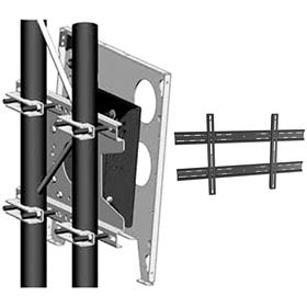 View a larger image of the Chief TPPU Universal Tilt Truss Mount for Large to XL Screens.