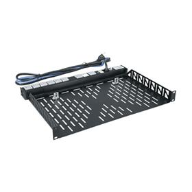 View a larger image of the Middle Atlantic Utility Rack Shelf (1 RU, 10.75