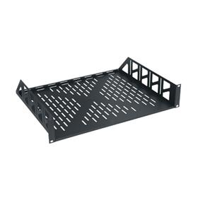 View a larger image of the Middle Atlantic Utility Rack Shelf (2 RU, 15
