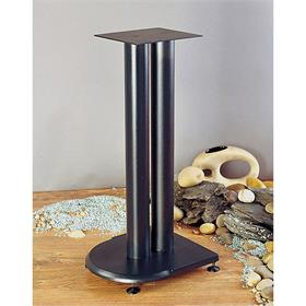 View a larger image of the VTI UF19B Cast Iron Speaker Stands (19 inch Black).