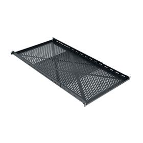 View a larger image of the Middle Atlantic Adjustable Rack Shelf (1 RU, 27-44 D) VSA-2744 here.