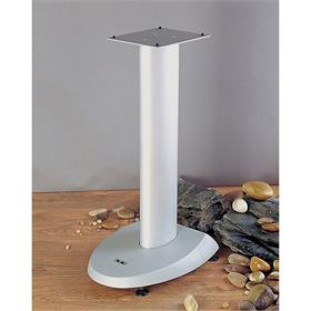 View a larger image of the VTI VSP24S Cast Iron Speaker Stands (24 inch Silver).