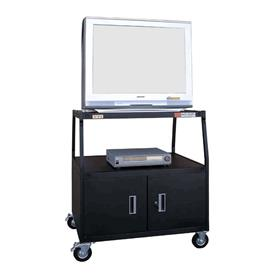 View a larger image of the VTI WBCAB4436E Wide Body Cart with Cabinet (44 inch H x 38 inch W).