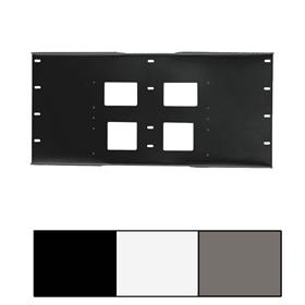 View a larger image of the Peerless WSP716 Triple Metal Stud Wall Plate for 16